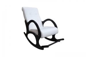 Кресло-качалка с подножкой - 1 - Мебельная фабрика «МИКС»