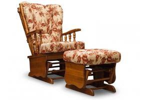 Кресло -качалка - Мебельная фабрика «Добрый стиль»