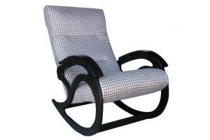 Кресло-качалка вариант 1 - Мебельная фабрика «Элегант»