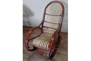 Кресло-качалка Ветла 2 - Мебельная фабрика «Плетеная Мебель»