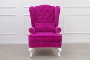 Кресло каминное - Мебельная фабрика «Аккорд»