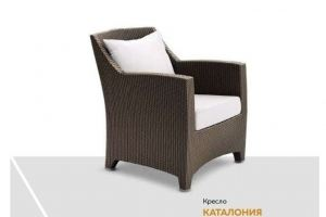 Кресло Каталония - Мебельная фабрика «RAMMUS»