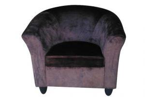 Кресло кофейное вариант 3 - Мебельная фабрика «Элегант»