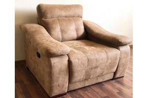 Кресло коричневое - Мебельная фабрика «Лео Люкс»