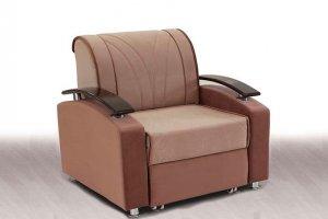 Кресло коричневое Карина - Мебельная фабрика «Веста»