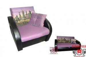 Кресло-кровать Аккордеон - Мебельная фабрика «Глория»