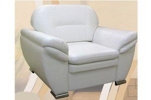 Кресло-кровать Елена 9 с пуфом - Мебельная фабрика «Семь ветров»