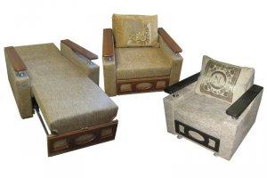 Кресло-кровать КОНСУЛ-2 - Мебельная фабрика «Радуга»