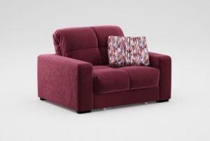 Кресло-кровать MOON 107 аккордеон - Мебельная фабрика «MOON»