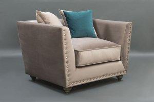 Кресло Laurent - Мебельная фабрика «Berger»