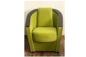 Кресло Лео 6 зеленое - Мебельная фабрика «Лео Люкс»