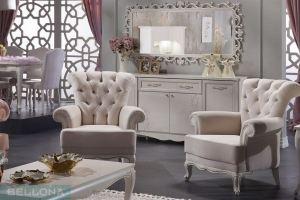 Кресло Лисбон Lisbon - Импортёр мебели «Bellona (Турция)»