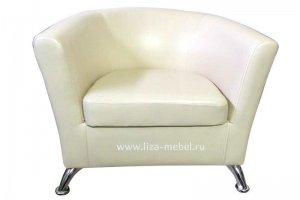 Кресло Лиза МК светлое - Мебельная фабрика «Лиза»