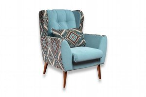 Кресло Лондон 3 - Мебельная фабрика «Градиент-мебель»