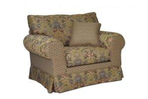 Кресло Луиза-5 - Мебельная фабрика «Новая мебель»
