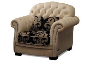 Кресло Лувр - Мебельная фабрика «Аллегро-Классика»