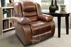 Кресло Манчестер с реклайнером, качанием, вращением - Мебельная фабрика «Bo-Box»