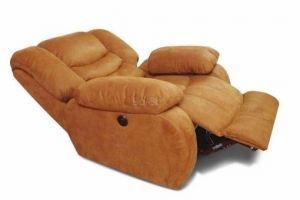 Кресло Манчестер с реклайнером - Мебельная фабрика «Bo-Box»
