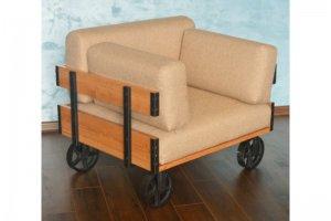 Кресло Мануфактура - Мебельная фабрика «Loft Zona»