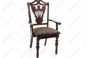 Кресло Mengen cappuccino 1608 - Импортёр мебели «Woodville»
