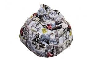 Кресло-мешок бескаркасное - Мебельная фабрика «Мебель Эконом»