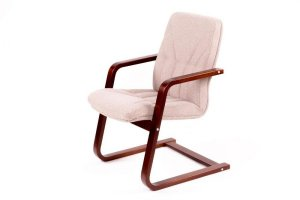 Кресло Мичиган 2 Миндаль - Вишня - Мебельная фабрика «ГринТри»