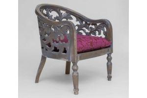 Кресло Monique Рококо - Мебельная фабрика «Berger»