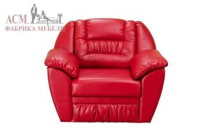 Кресло мягкое с ящиком Марсель 3 Кр - Мебельная фабрика «АСМ Элегант»