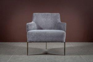 Кресло на металлических ножках Анкона - Мебельная фабрика «NEXTFORM»