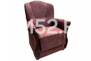 Кресло Наташа мягкие ручки - Мебельная фабрика «Мир Мебели»