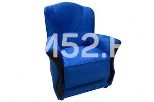 Кресло Наташа синее - Мебельная фабрика «Мир Мебели»