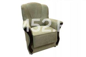 Кресло Наташа светлое - Мебельная фабрика «Мир Мебели»