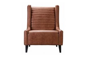 Кресло обычное Loft Рэбел Браун - Мебельная фабрика «Perrino»