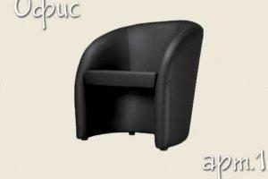 Кресло Офис - Мебельная фабрика «Юкон»