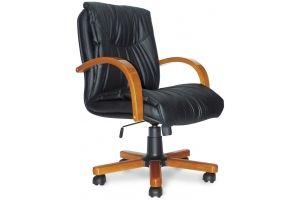 Кресло офисное Свинг н дерево - Мебельная фабрика «UTFC»