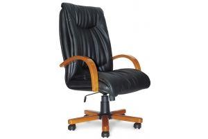 Кресло офисное Свинг в дерево - Мебельная фабрика «UTFC»