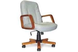 Кресло офисное Танго н дерево - Мебельная фабрика «UTFC»