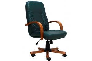 Кресло офисное Танго в дереве - Мебельная фабрика «UTFC»