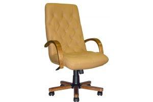 Кресло Оксфорд в дерево - Мебельная фабрика «UTFC»