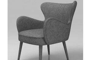 Кресло Pollina - Мебельная фабрика «HASTA»