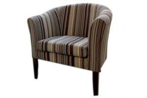 Кресло полосатое - Мебельная фабрика «Ритм»