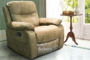 Кресло Портленд с реклайнером, качанием, вращением - Мебельная фабрика «Bo-Box»