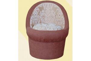 Кресло-пуф 4 - Мебельная фабрика «Алина»
