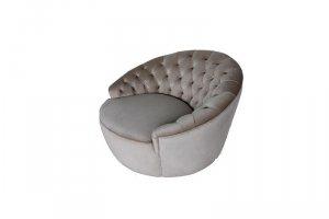 Кресло-пуф AK-1767 - Мебельная фабрика «Металл Плекс»