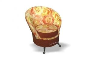Кресло-пуф Ракушка - Мебельная фабрика «Дарди»