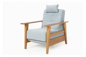 Кресло-реклайнер Скандинавия Массив - Мебельная фабрика «Аврора»