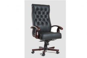 Кресло руководителя Честер (Chester) экокожа - Мебельная фабрика «Бриск»