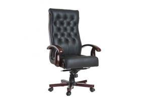 Кресло руководителя Chester экокожа - Мебельная фабрика «Бриск»