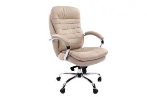 Кресло руководителя NF 3110 бежевое - Мебельная фабрика «Велес»