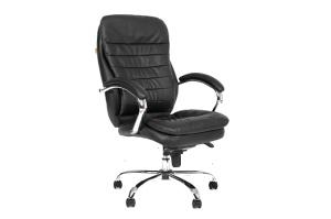 Кресло руководителя NF 3110 черное - Мебельная фабрика «Велес»